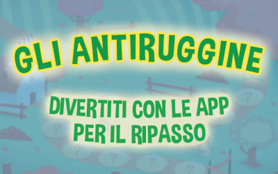 Ripassa conGli Antiruggine